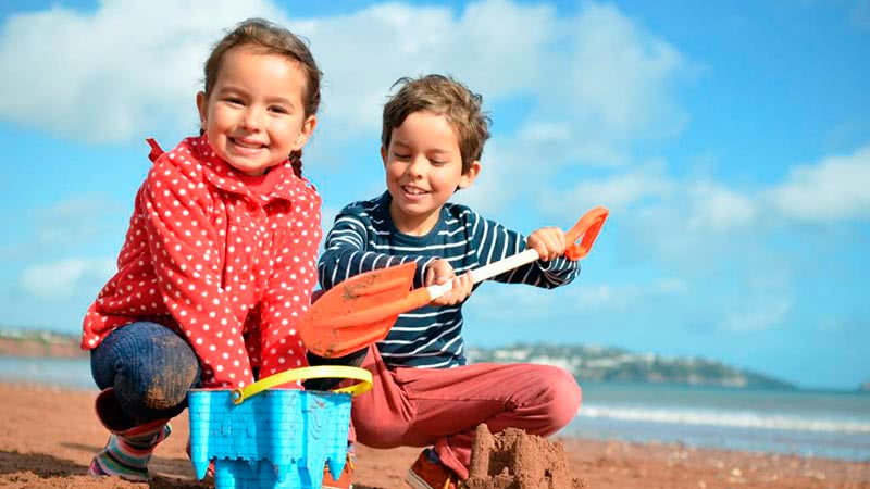 Programa de inglés para toda la familia en Eastbourne