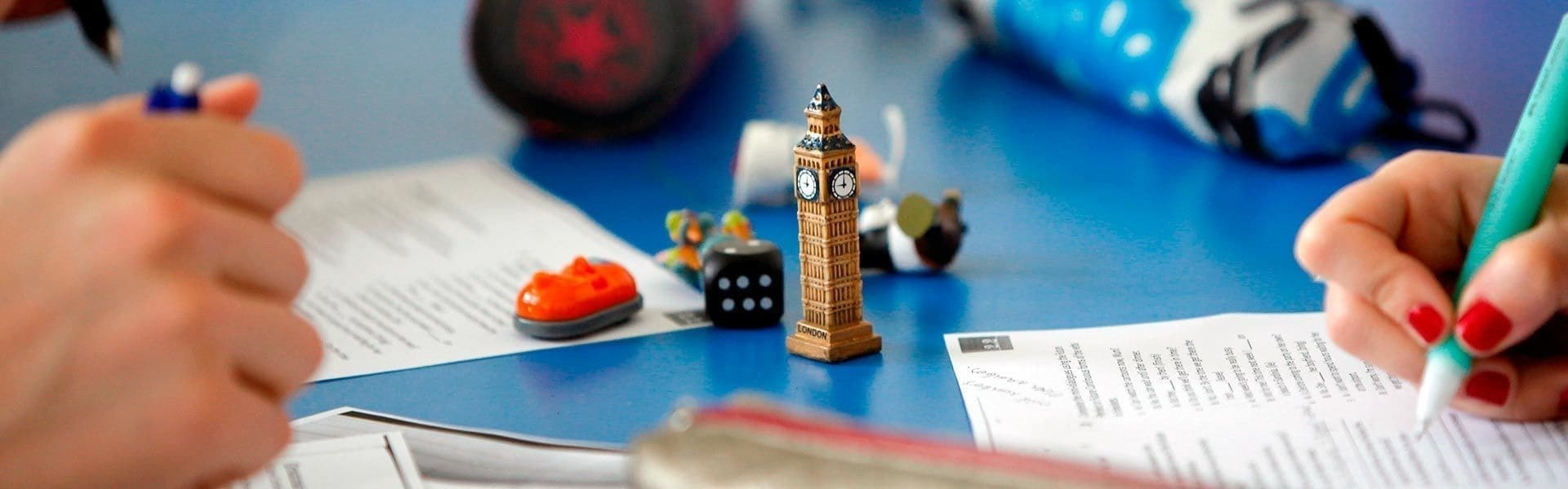 Cursos de inglés para la preparación de los exámenes oficiales Cambridge en Inglaterra, Irlanda y Malta