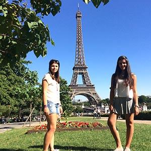 cursos de francés para jóvenes en Paris