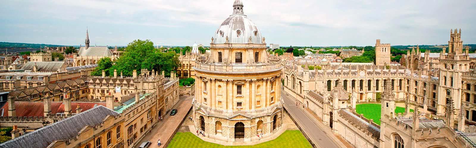 Cursos de inglés para adultos en Oxford 2020