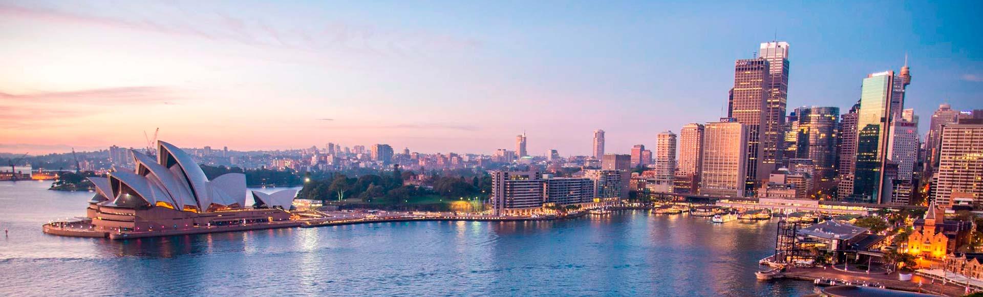 Cursos de inglés en Sidney Australia para adultos