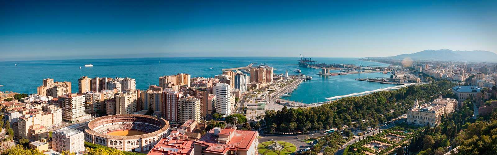 Prácticas de administración con idiomas en Málaga