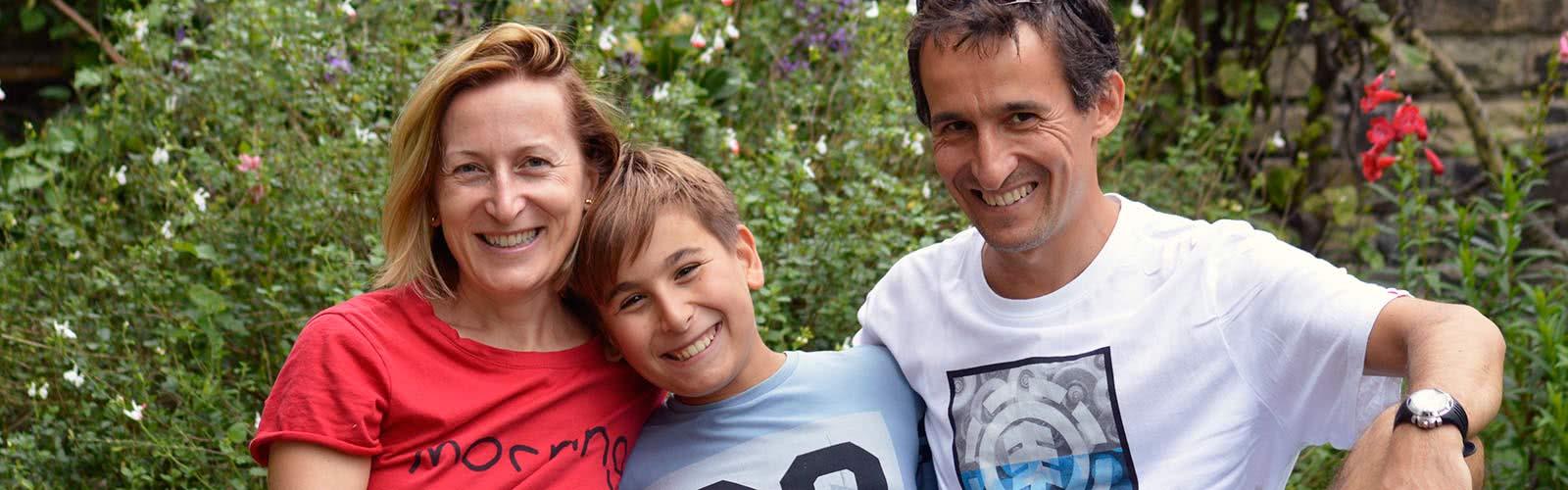 cursos de idiomas y de inglés para familias en el extranjero